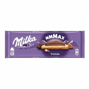 Chocolate Milka Triolade 380g
