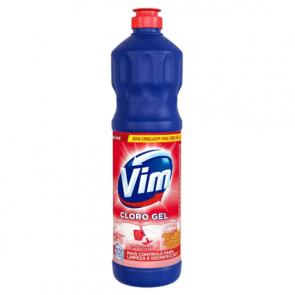 Desinfetante Cloro Gel Floral Vim 700ml