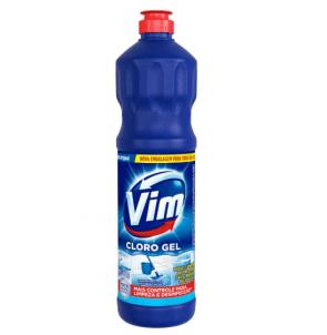 Desinfetante Cloro Gel Original Vim 700ml