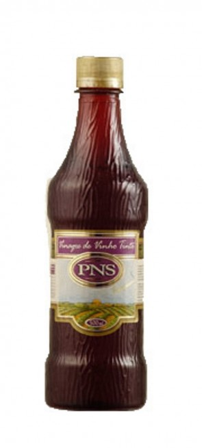 Vinagre Vinho Tinto PNS 500ml