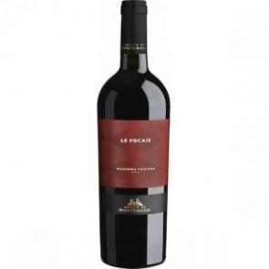Vinho Italiano Le Focaie Sangliovese Rocca Di Montemassi 750ml
