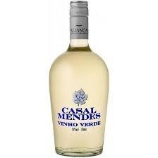 Vinho Verde Português Casal Mendes 750ml