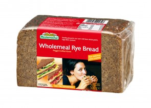 Pão Cent Mestemacher Wholemeal 500g