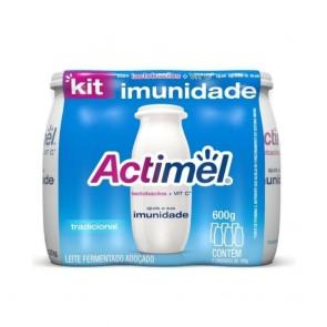 Actimel Tradicional 600g (contém 6un)