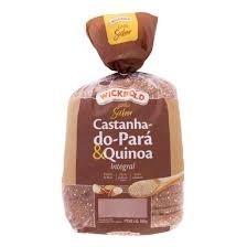 Pão Cast Pará e Quinoa Wickbold
