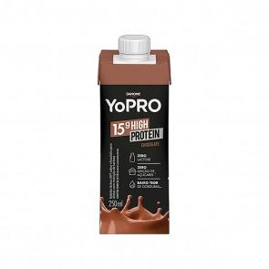Bebida Láctea Danone Yopro Chocolate Zero Lactose 250ml