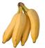 Banana Maça Borges Cacho (Aproximad. 7un)
